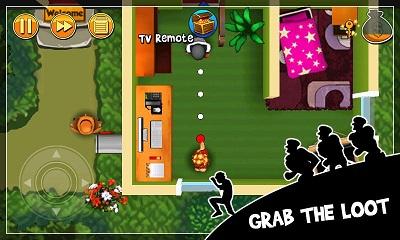 Robbery Bob Hack Mod Apk