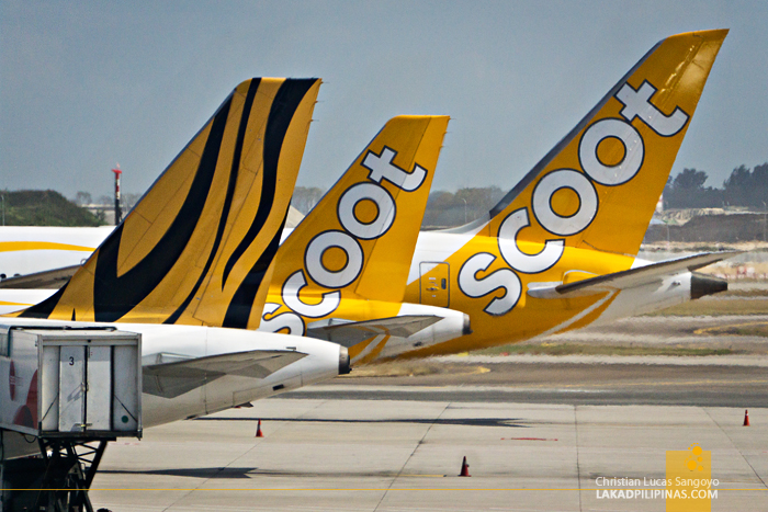 Scoot Review Manila to Singapore to Australia Scoot TigerAir Merger