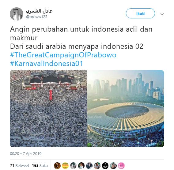 #TheGreatCampaignOfPrabowo