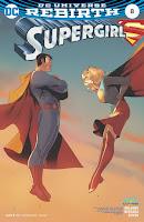 DC Renascimento: Supergirl #8