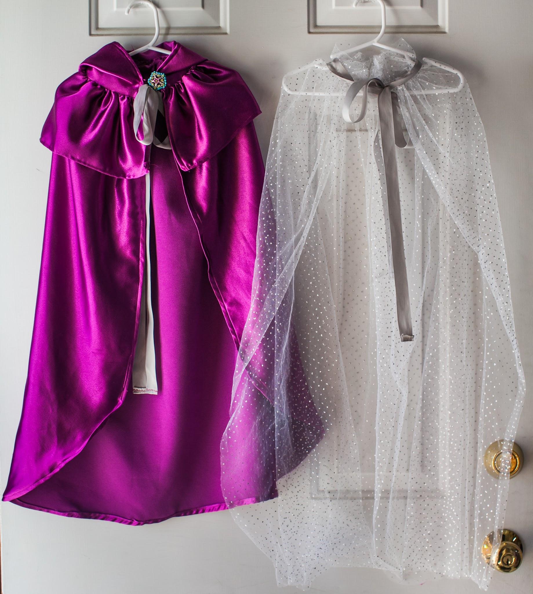 Hermoso Vestido De Ana Frozen Con Capa Super Calidad ...