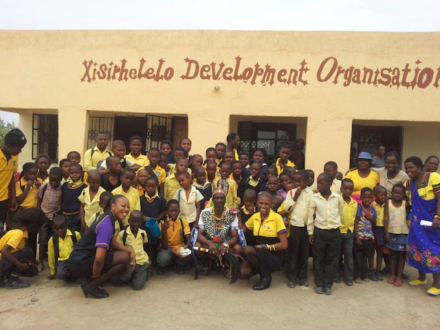 Hollywoodbets Giyani - Xisirhelelo Development Organisation - Giving Back - CSI