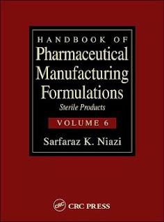 Pharmatech: Free Download of Handbook of Pharmaceutical