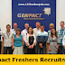 Genpact Recruitment Drive For Freshers On 14th and 15th Feb 2018.