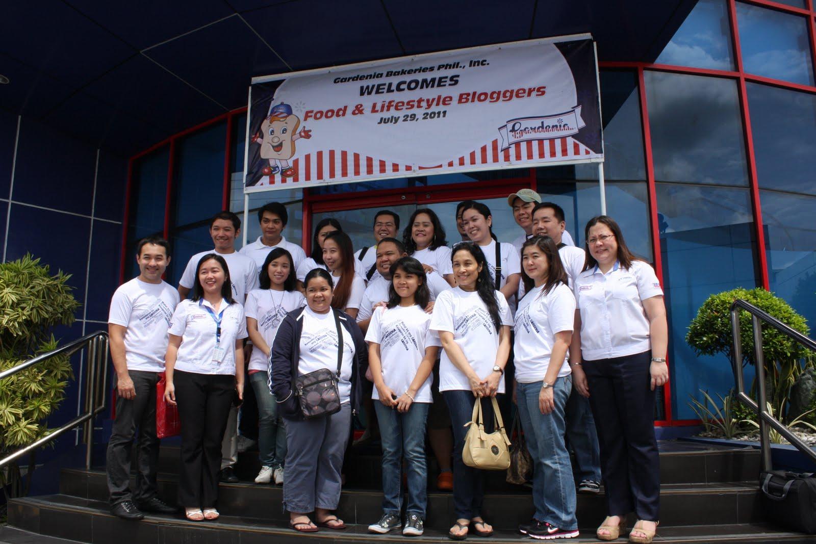 Cogito Ergo Sum: Event: Gardenia Food and Lifestyle Bloggers