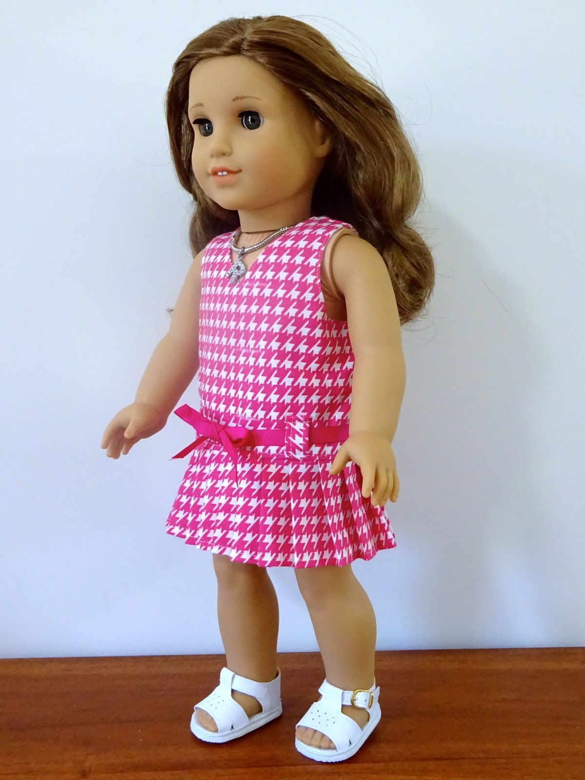 Doll Clothes Patterns By Valspierssews Pretty Pleats A