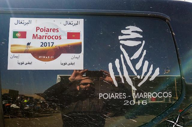 Raid Poiares - Marrocos 2017