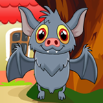 Games4King Vampire Bat Rescue