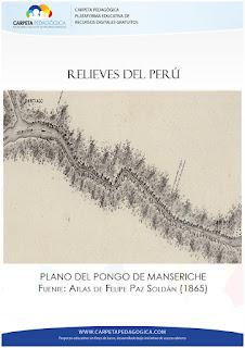 Plano del Pongo de Manseriche (Amazonas)