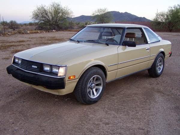 1980 Toyota Celica Sport Coupe Auto Restorationice