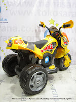 Motor Mainan Aki Junior ME5641 Moto Sable XL