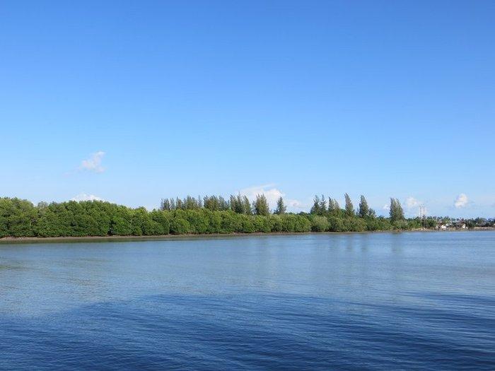 Река краби