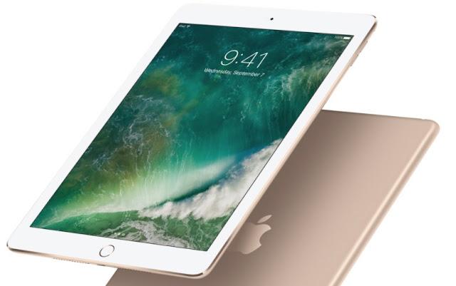 New 9.7-inch iPad March 2018