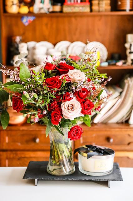Gorgeous Flower Bouquet from House of Botanics, newcastle upon tyne florist, mandy charlton, photographer, writer, blogger