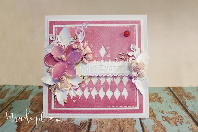 Kartka ślubna, kartka urodzinowa