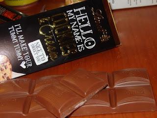 chocolate relleno