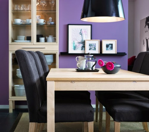 Dining rooms suitable for small spaces 2