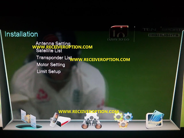 MULTI MEDIA 1506F S/W VERSION SCB1 POWERVU KEY FIXED NEW SOFTWARE
