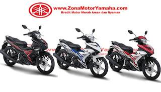 Dealer Resmi Yamaha - Harga Kredit Motor Yamaha MX 150 untuk wilayah Jakarta, Bogor, Depok, Tangerang dan Bekasi.