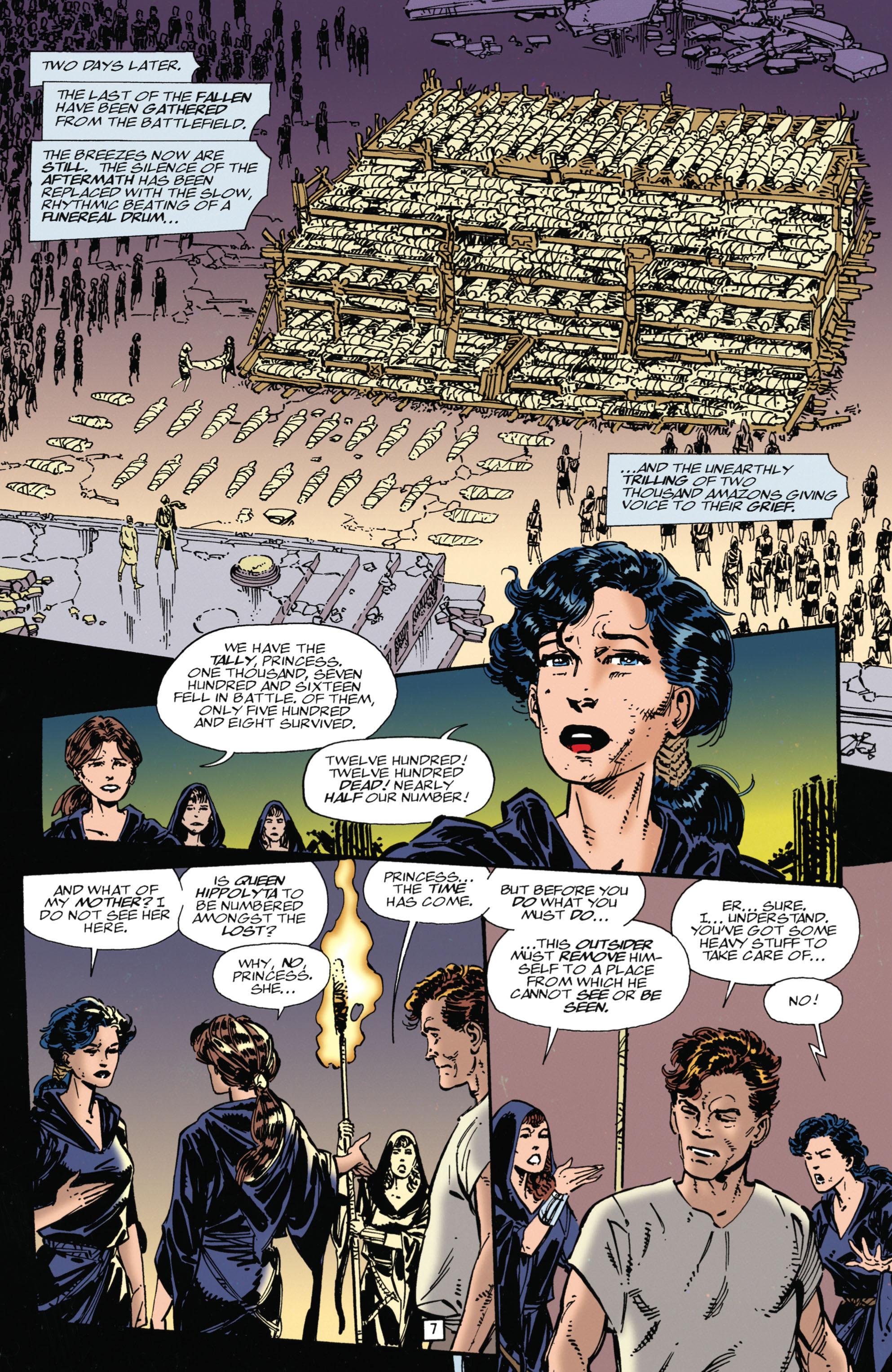 Read online Wonder Woman (1987) comic -  Issue #104 - 7