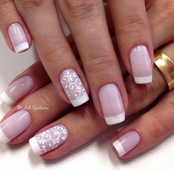 French Nail Art Designs 2016 | Fashion Newby\'s