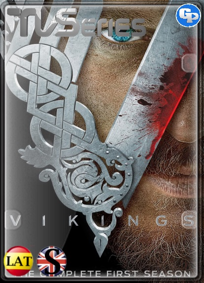 Vikingos (Temporada 1) HD 1080P LATINO/INGLES