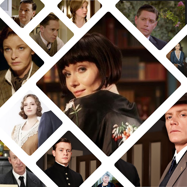 Miss Fisher's Murder Mysteries cast. L-vi.com