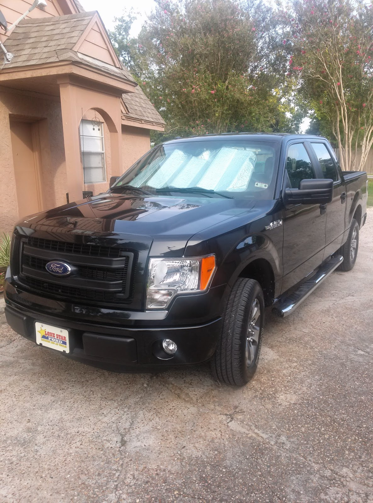 dale 39 s bits and pieces of the rainbow 2014 ford f 150 stx crewcab review. Black Bedroom Furniture Sets. Home Design Ideas