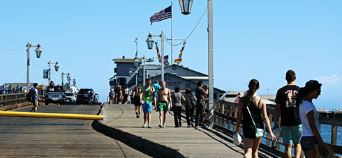 stearns wharf santa barbara california