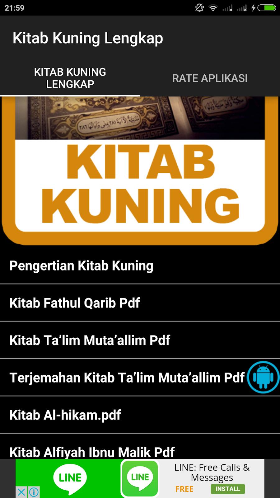 Kitab Alfiyah Ibnu Malik Pdf