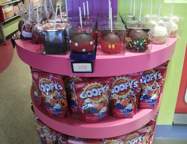 Goofy's Candy Company Disney Springs