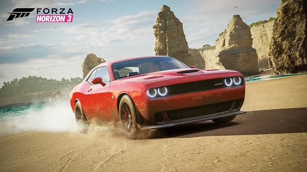 Spesifikasi game Forza Horizon 3