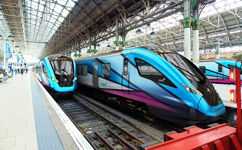 Transpennine Express Glasgow to Manchester On Board Entertainment | Colours and Carousels - Scottish Lifestyle, Beauty and Fashion blog