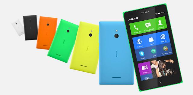 Memaksimalkan Smartphone Nokia X