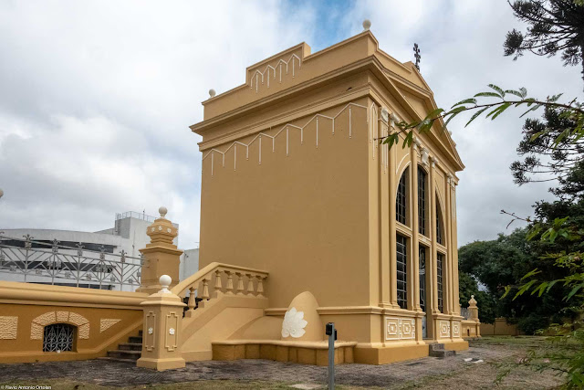 Reservatório do Alto São Francisco - casa de manobras