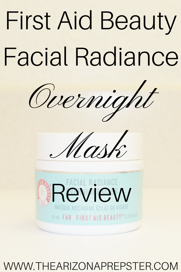 Review   First Aid Beauty