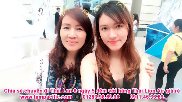 Chia sẻ chuyến đi Thái Lan 6 ngày 5 đêm với hãng Thái Lion Air giá rẻ