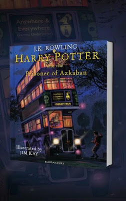 Download Free Harry Potter and the Prisoner of Azkaban Illustrated Edition Book PDF