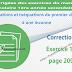 Correction - Exercice 13 page 209 - Equations et inéquations du premier degré à une inconnue
