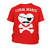 Kids Valentines Day T Shirt A Great Gift for Men and Boys