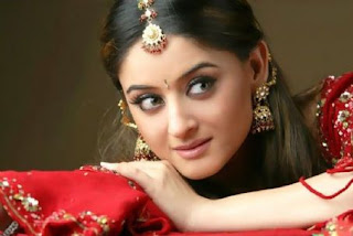 Mahi Vij Beautiful Eyes