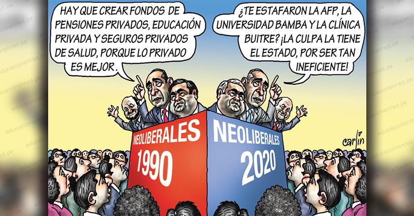 Carlincaturas Jueves 2 Julio 2020 - La República