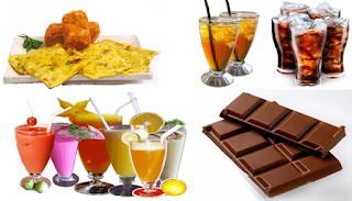 Makanan Penyebab Tekanan Darah Tinggi Tinggi