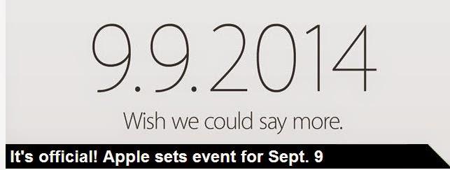 Tech Solution: apple sets event