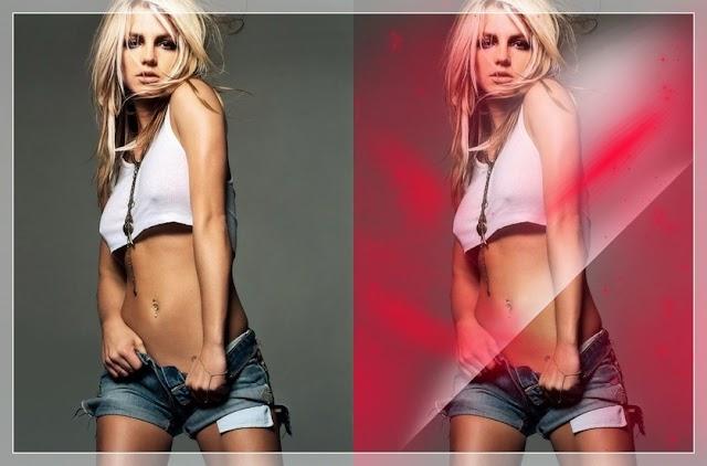 Pinceles efectos de luz - Pack 3 para Photoshop o Gimp