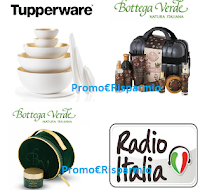 Logo Superbrands POP Awards 2018: vinci gratis prodotti, pochette Bottega verde e set Tupperware
