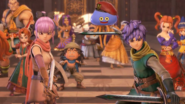 Posible fecha para Dragon Quest Heroes 2 en occidente