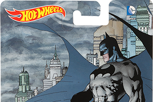 Hot Wheels Pop Culture Mix 4 : DC Comics Superman and Batman
