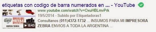 Bs As Argentina Etiquetas auto adhesivas 100mm X 150mm