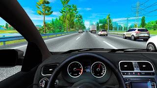 تحميل لعبة Overtake traffic مهكرة نقود لاتنتهي للاندرويد